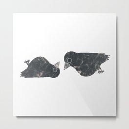 crow-54 Metal Print