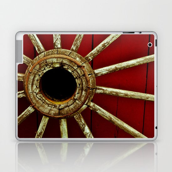 Rising Sun Laptop & iPad Skin