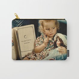 Non-fiction. Carry-All Pouch