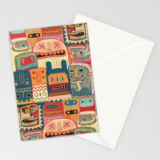 Instant drôlatique-8h37  Stationery Cards