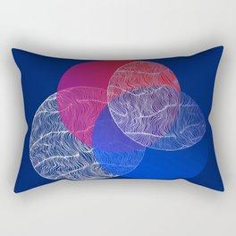 Smooth Light Rectangular Pillow
