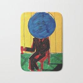 Bleuberry - Pop Art Surrealism Art Bath Mat