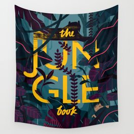 The Jungle Book Wall Tapestry