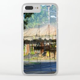 A Road in Solomons Clear iPhone Case