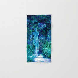 Blue Spirit Hand & Bath Towel