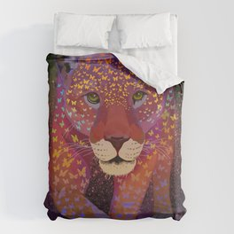 """Courage"" Duvet Cover"