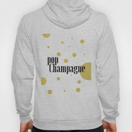 CHAMPAGNE SIGN Party Decoration But First Champagne Celebration Of Life Champagne Gifts Party Hoody
