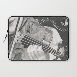 The Note Waltz Laptop Sleeve