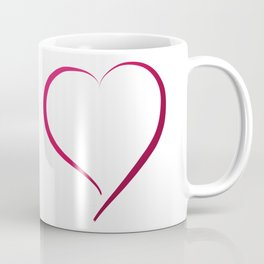 Heart in Style by LH Coffee Mug