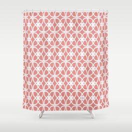 Color Me Mamey Shower Curtain