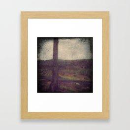 8653 Framed Art Print