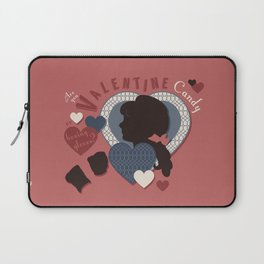 Valentine Candy Laptop Sleeve