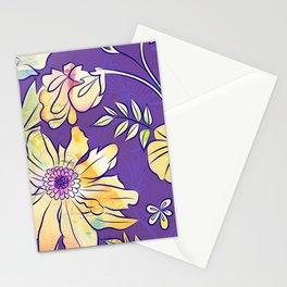 Francella Floret Stationery Cards