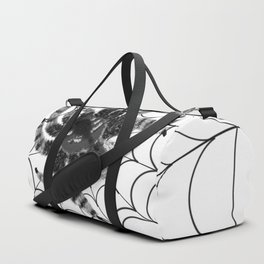 The dark Spider Duffle Bag