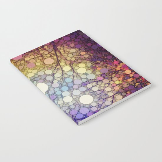 Woodland Abstract Notebook