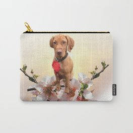 Vizsla Puppy Carry-All Pouch