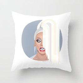 Humble Gal Throw Pillow