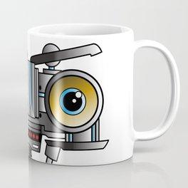 Johnny 5 Short Circuit Coffee Mug