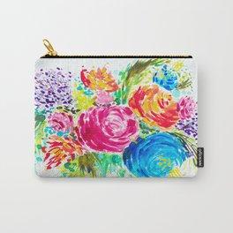 Emma's Garden Carry-All Pouch