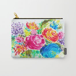 Emma's Garden Carry-All Pouch