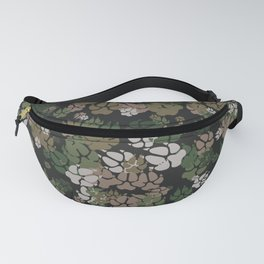 Canine Camo WOODLAND Fanny Pack