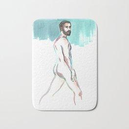 SCOTT, Nude Male by Frank-Joseph Bath Mat