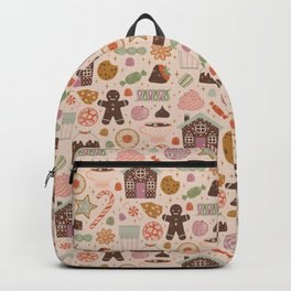 In the Land of Sweets Backpack