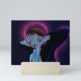 Klaus Mini Art Print