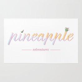 Pineapple Adventures Rug