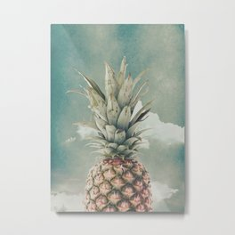 PINEAPPLE 8a Metal Print