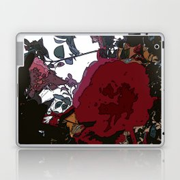 Abstract Roses Laptop & iPad Skin