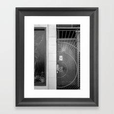 First Impression Framed Art Print