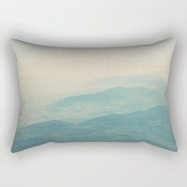 MOUNTAIN CALLING Rectangular Pillow