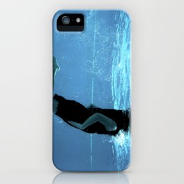 Immersed III iPhone Case
