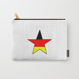 Flag of Germany 4 Carry-All Pouch