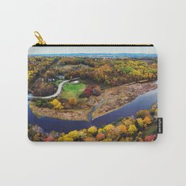 Acacia Valley Panorama Carry-All Pouch