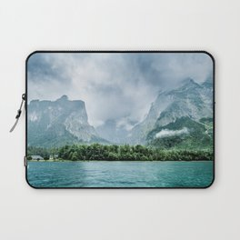Königssee - Germany - Bavaria - Berchtesgaden - Water - Lake. Little sweet moments. Laptop Sleeve