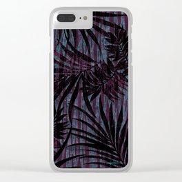 Nassau Nights Clear iPhone Case