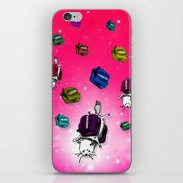 G-Cat Bounce iPhone Skin