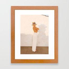 Summer Heat IV Framed Art Print