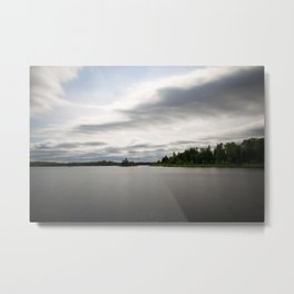 Gabbro Lake 1 Metal Print