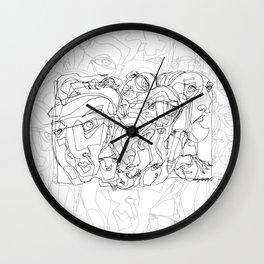 Generations Wall Clock