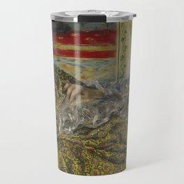 "Auguste Renoir ""Odalisque"" Travel Mug"
