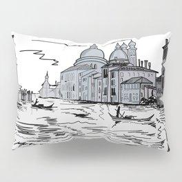 Venice . city on the water ( https://society6.com/vickonskey/s?q=popular+prints ) Pillow Sham