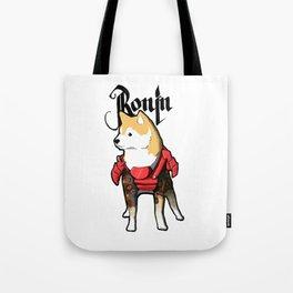 Ronin Dog Tote Bag