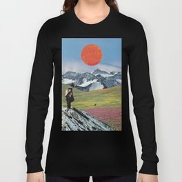 Amaterasu Long Sleeve T-shirt
