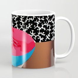 Vagina Latte Coffee Mug