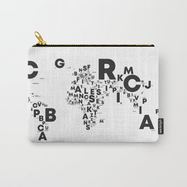 Countries of the World Carry-All Pouch