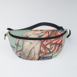 Columbia Calls - Enlist Now Fanny Pack
