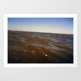 OceanSeries2 Art Print